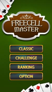 FreeCell Master poster
