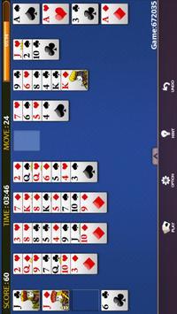 FreeCell Master apk screenshot