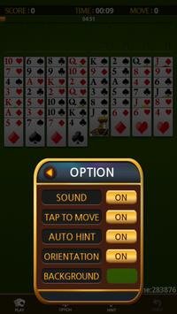 FreeCell Master apk screenshot