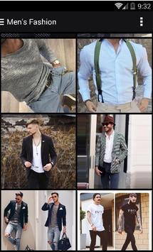 Men's Fashion Brazil apk screenshot