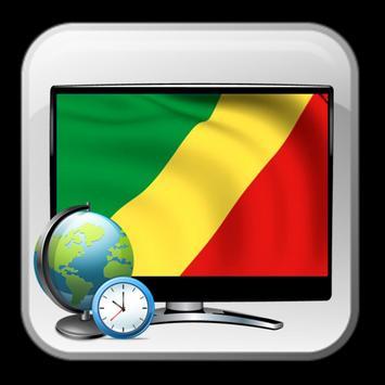 TV Congo guiding list time apk screenshot