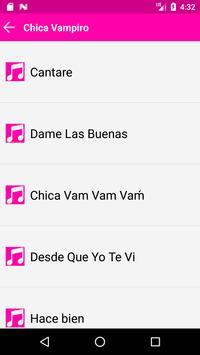 Chica Vampiro Songs Full poster