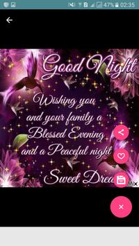 Good Night Gif Images Animated screenshot 4
