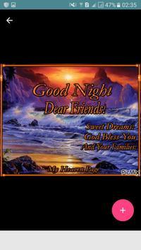 Good Night Gif Images Animated screenshot 2