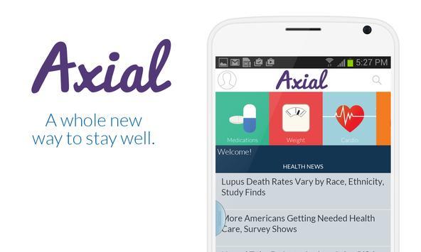 Axial Health Tools poster