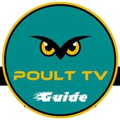 Poult TV Guide icono
