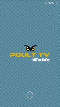 Poult TV Guide Poster