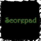 Scorepad icon