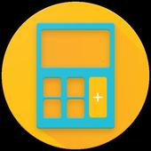 Free Calculator CalCu. icon