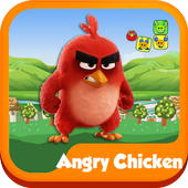 Angry Chiken icon