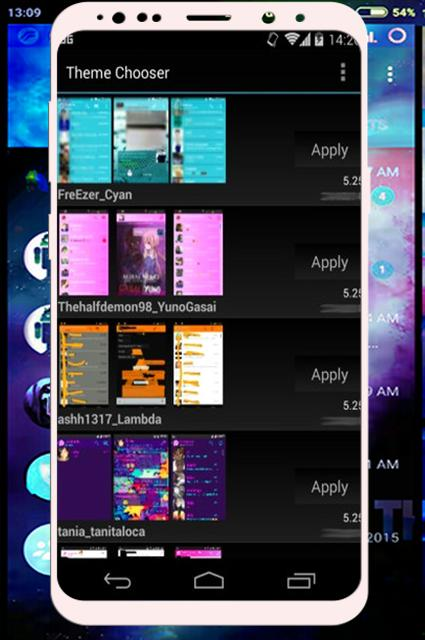 WA Gb Theme Mix Terbaru for Android - APK Download