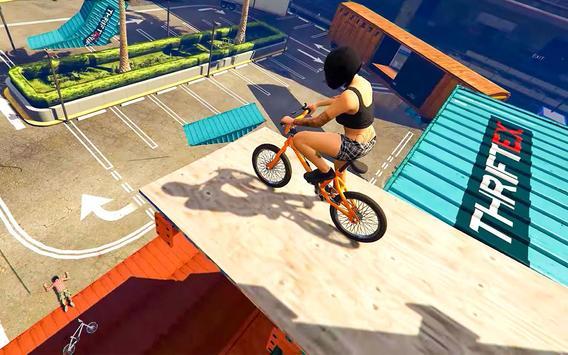 BMX Stunt Tricks Master screenshot 3