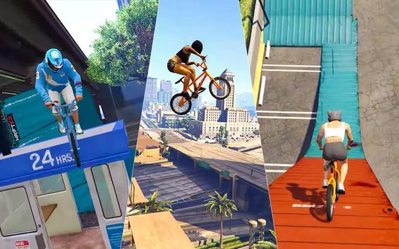 BMX Stunt Tricks Master screenshot 5