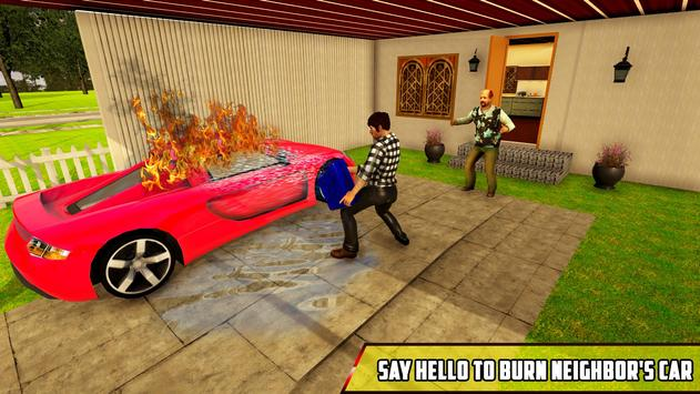 Virtual Neighbor: Bully Boy Family Game screenshot 10