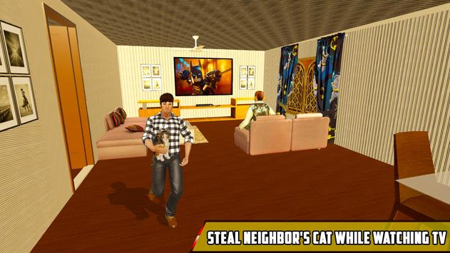 Virtual Neighbor: Bully Boy Family Game screenshot 7
