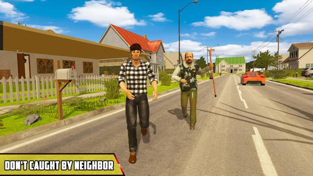 Virtual Neighbor: Bully Boy Family Game screenshot 9