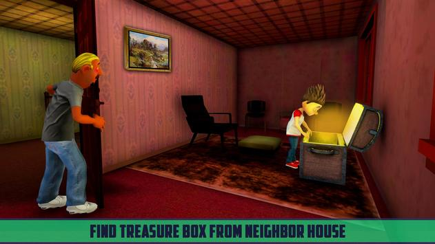 Hello Next Door Scary Neighbor-Creepy Spooky House screenshot 3