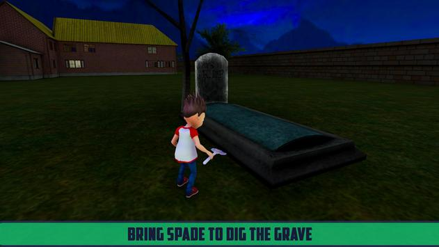 Hello Next Door Scary Neighbor-Creepy Spooky House screenshot 1