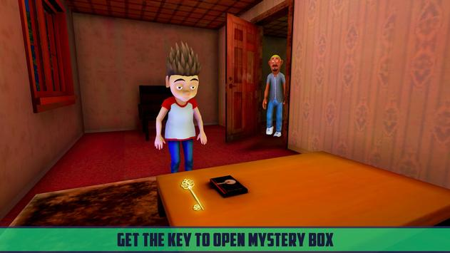 Hello Next Door Scary Neighbor-Creepy Spooky House screenshot 2
