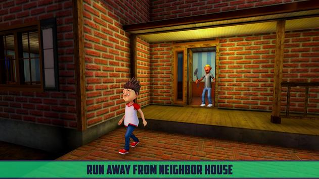 Hello Next Door Scary Neighbor-Creepy Spooky House screenshot 5