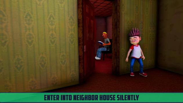 Hello Next Door Scary Neighbor-Creepy Spooky House screenshot 6