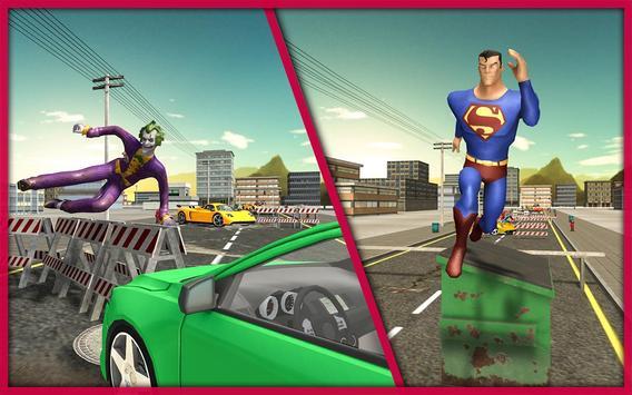 Superhero Extreme Parkour screenshot 8