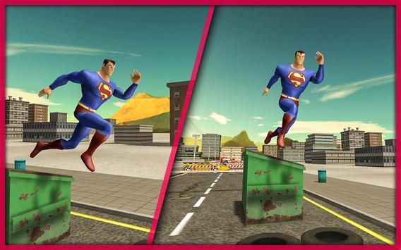Superhero Extreme Parkour screenshot 9