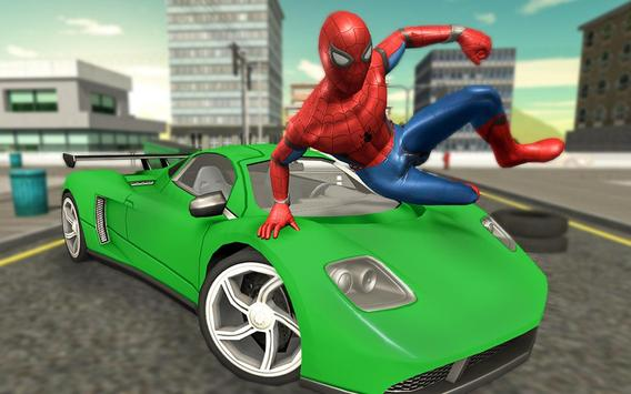 Superhero Extreme Parkour screenshot 1