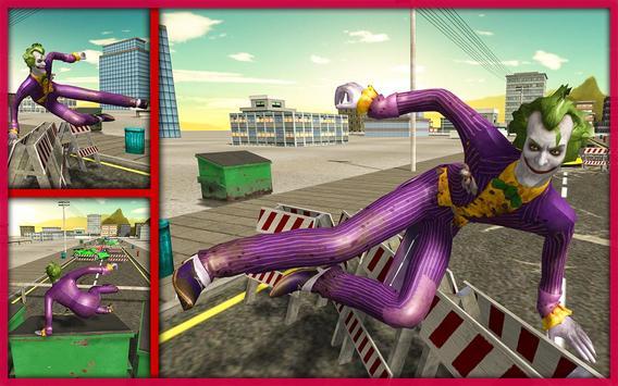 Superhero Extreme Parkour screenshot 2