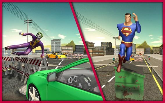 Superhero Extreme Parkour screenshot 3