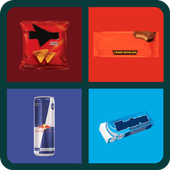 Guess the foods icon