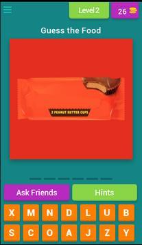 Guess the foods screenshot 2