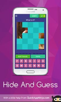 Hide And Guess screenshot 3