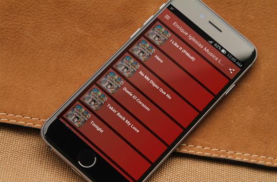 Enrique Iglesias Musics Lyric 1 9 0 (Android) - Download APK
