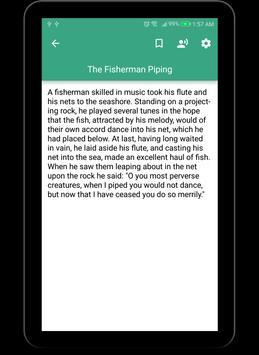 Aesop's Fables Audible Book apk screenshot