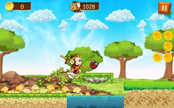 Mr Monkey Free apk screenshot