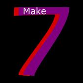 Make 7 icon
