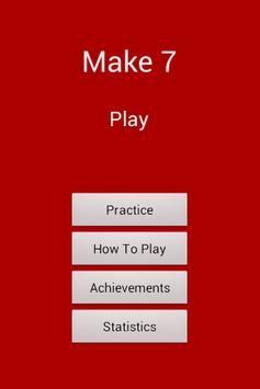 Make 7 apk screenshot