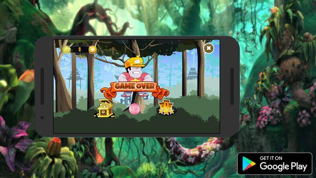 Stevens Adventure in Univers screenshot 2