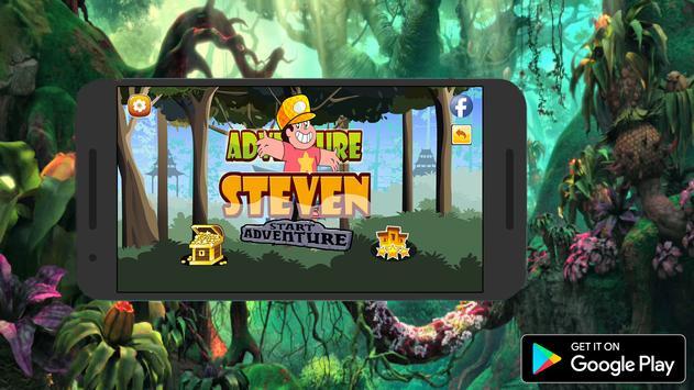 Stevens Adventure in Univers screenshot 4