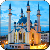 Mosques Live Screen Lock icon