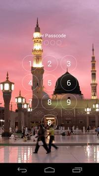 Mosques Live Screen Lock apk screenshot