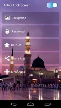 Islamic Wallpapers Screen Lock poster