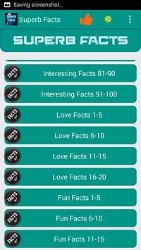 Superb Facts 2018 apk screenshot