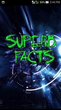 Superb Facts 2018 poster