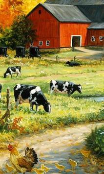 Farm Wallpaper Free apk screenshot