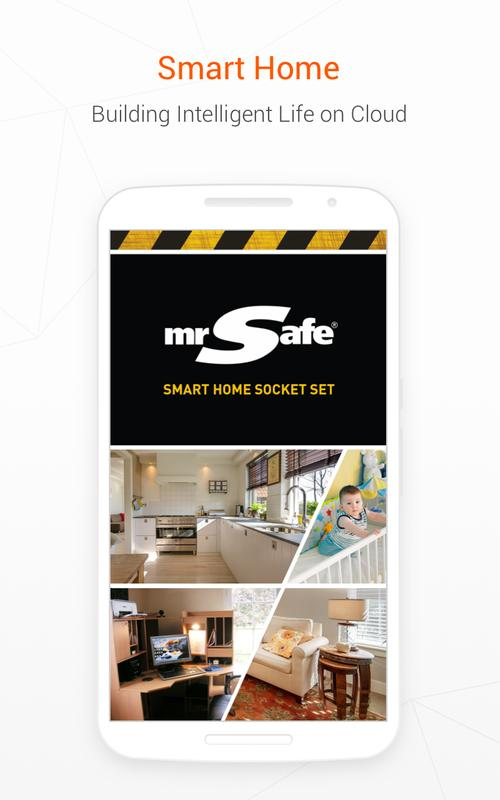 mrsafe smart home socket set mr safe for android apk download. Black Bedroom Furniture Sets. Home Design Ideas