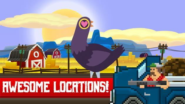 Trash Dove Wars screenshot 1
