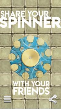 Fidget Spinner 3D Simulator screenshot 3