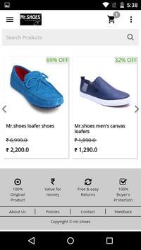 Mr.Shoes screenshot 1